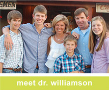 meet dr. williamson