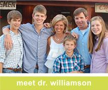 meet dr. williamson